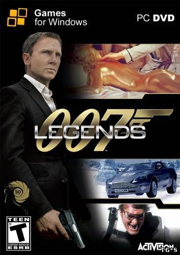 007 Legends [Update 1 +1 DLC] (2012) PC | RePack