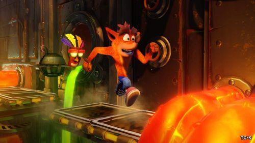 Crash Bandicoot N. Sane Trilogy -Видео прохождение