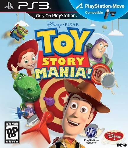 ������� �������: ���� ����������� / Toy Story Mania! (2012) PS3