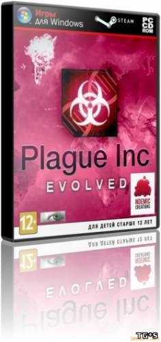 Plague Inc: Evolved [v1.0.4 (MP:94)] (2016) PC | Steam-Rip от Let'sPlay