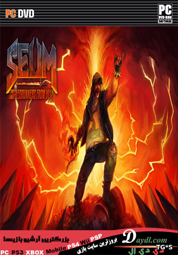 SEUM: Speedrunners from Hell [2016|Eng]