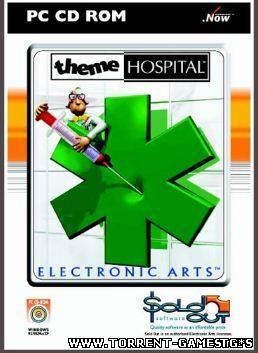 Частная клиника / Theme Hospital (1997) PC | RePack от R.G. Механики