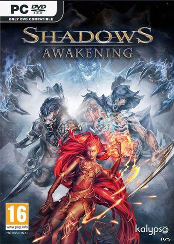 Shadows: Awakening [v 1.13] (2018) PC | RePack by R.G Catalyst