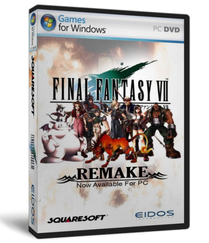 Final Fantasy VII (1998) PC | RePack