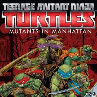 Teenage Mutant Ninja Turtles: Mutants in Manhattan (2016) PC | RePack by Choice