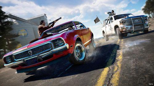 Немного информации о Far Cry 5