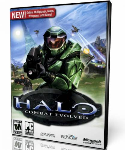 Halo: Combat Evolved [2003 г., action (shooter)][RUS, ENG][P]