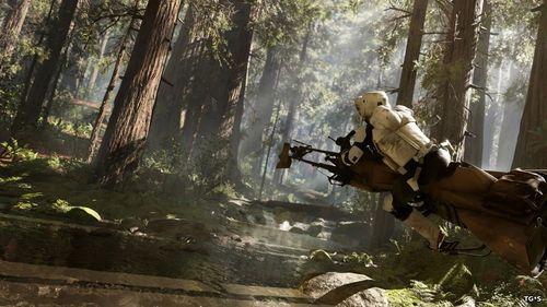 Star Wars Battlefront останется без контента