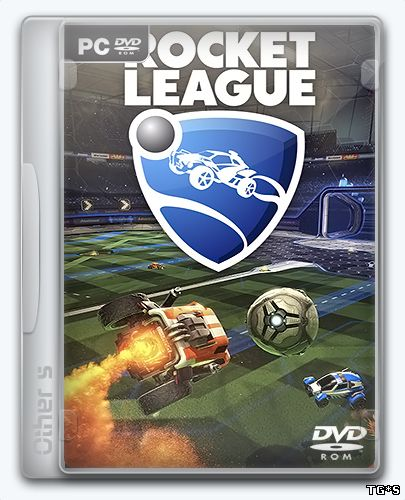 Rocket League [v 1.24 + 12 DLC] (2015) PC | RePack от R.G. Механики