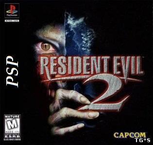 [PSX-PSP]Resident evil 2[RUS]