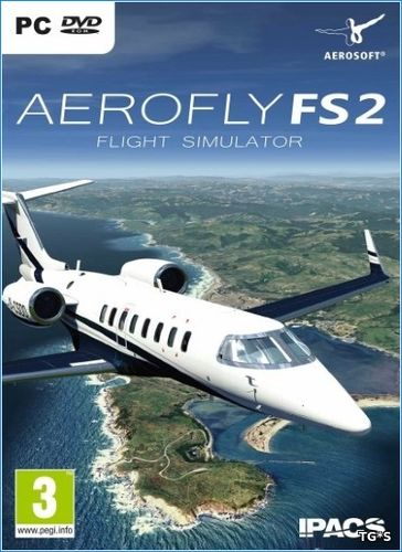 Aerofly FS 2 Flight Simulator [ENG + DLCs] (2017) PC | Лицензия
