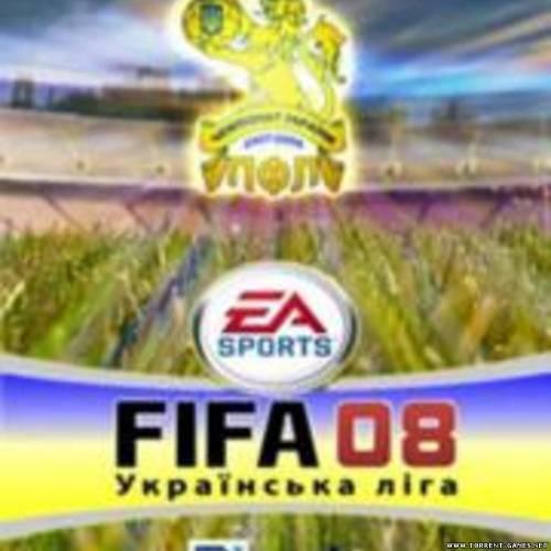 Скачать Fifa 2008 Украинская Лига через торрент