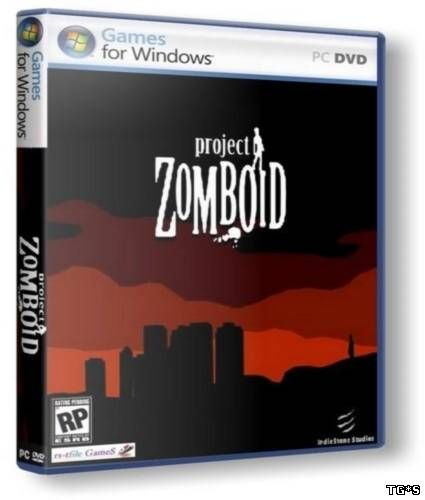 Project Zomboid [v34.28] (2013) РС | Лицензия