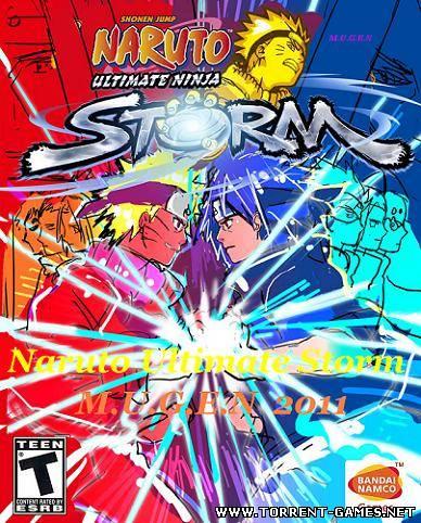 Naruto Storm M.U.G.E.N (2011) [1.0] [P] [ENG / ENG]