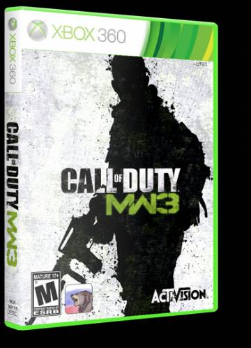 [XBOX360] Call of Duty Modern Warfare 3 [Region Free][ENG] (XGD3) (LT+ 2.0)