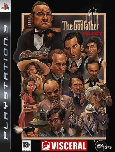 The Godfather Dilogy (UnDub) [USA/ENG|EUR/RUS]