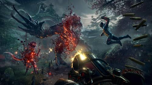 Новая демонстрация геймплей Shadow Warrior 2
