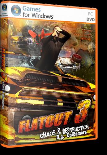 игру flatout 3