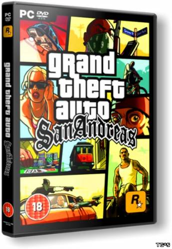 GTA / Grand Theft Auto: San Andreas - Winter Edition (2005) PC