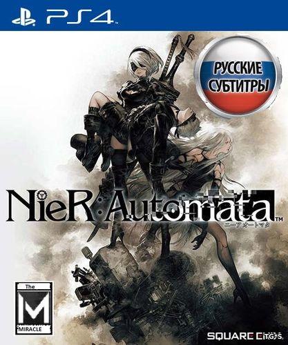 NieR: Automata [EUR/RUS] [Repack]