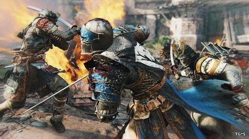 В открытой бета For Honor приняли участие более 3-х миллионов игроков