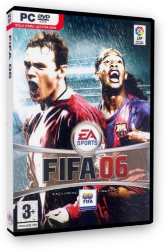 FIFA 06 + РПЛ 06 (2005) PC от MassTorr