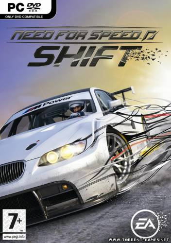 Need for Speed SHIFT (2009) PC | RePack by Other s