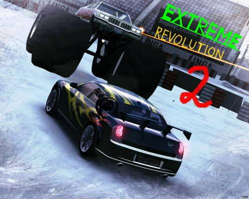 CrashDay Extreme Revolution 2 (2011) PC