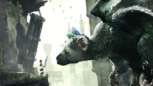 The Last Guardian - Sony представила красивое CG-видео долгожданной игры для PlayStation 4