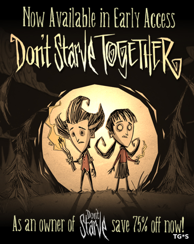 Don't Starve Together [Buld 202070] PC (2013) | RePack by Pioneer