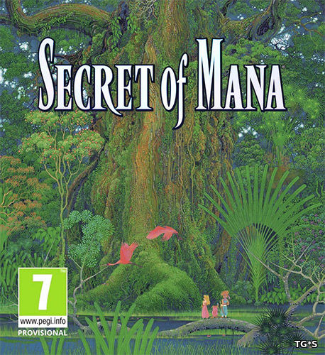 Secret of Mana: Day-1 Edition [ENG / JAP; + 2 DLC] (2018) PC | RePack by FitGirl