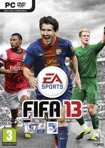 FIFA 13 (Electronic Arts) (ENG) [L|Origin-Rip]
