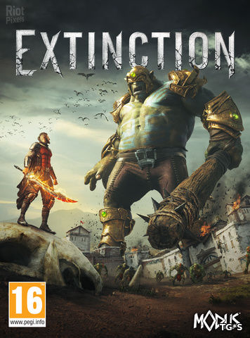 Extinction (ENG/MULTI6) [Repack] by FitGirl