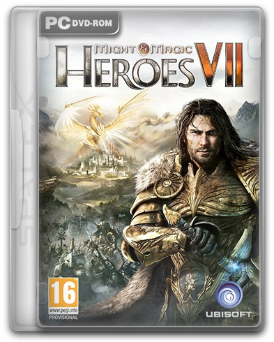 Герои меча и магии 7 / Might and Magic Heroes VII: Deluxe Edition [v 1.80] (2015) PC | RePack от Decepticon