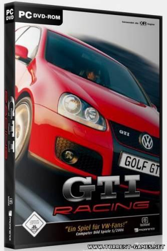 GTI Racing / Volkswagen Golf Racer (Deep Silver) (ENG+RUS) [P]