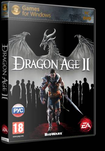 Dragon Age 2 [v 1.03 + 14 DLC + 26 Items + High Res Texture Pack] (2011) PC | Repack от Fenixx