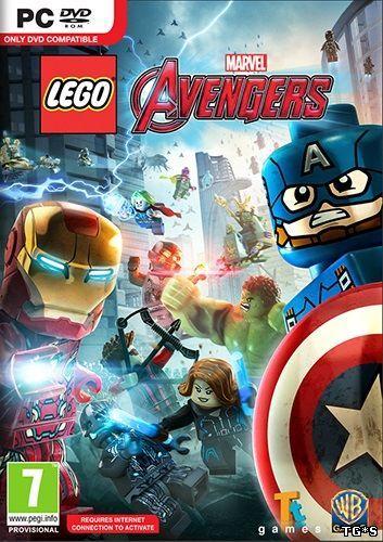 LEGO: Marvel Мстители / LEGO: Marvel's Avengers [v 1.0.0.28133 + 11 DLC] (2016) PC | RePack от FitGirl