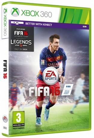 FIFA 16 (2015) XBOX360