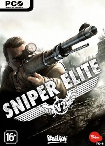 Sniper Elite V2 (2012) PC | RePack от Fenixx