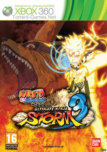 [FULL] Naruto Shippuden: Ultimate Ninja Storm 3 Full Burst [RUS]