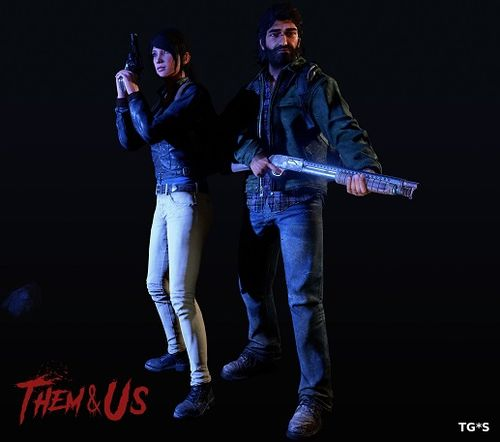 Them & Us [ENG / 1.0.0 | Early Access] (2018) PC | Repack by Other s