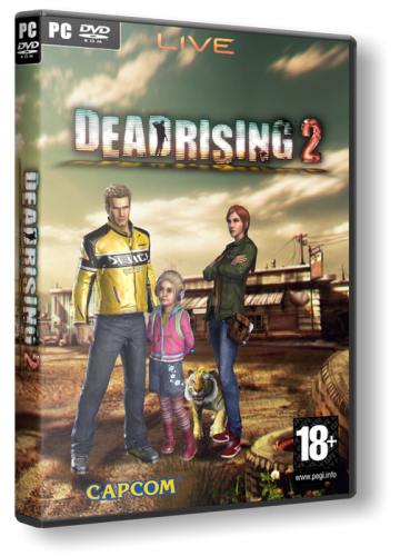 Dead Rising 2 (Capcom Entertainmen​t) (RUS\ENG) [Lossless RePack] от REXE