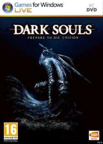 Dark Souls: Prepare To Die Edition [v.1.0.2 + All DLC] (2012/PC/SteamRip/Rus)