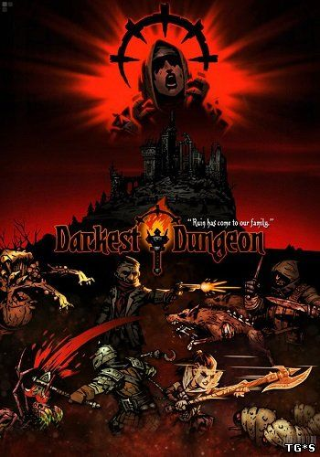 Darkest Dungeon [Build 24357 + 5 DLC] (2016) PC | Лицензия GOG