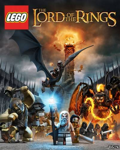 LEGO The Lord of the Rings (2012) PC | Лицензия