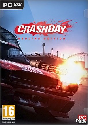 Crashday Redline Edition [RUS / v 1.5.22] (2017) PC | RePack by Salat Produciton