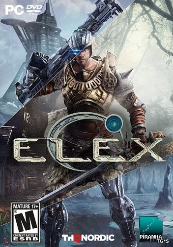 ELEX [v 1.0.2846.0] (2017) PC | RePack by qoob