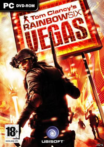 Tom Clancy's Rainbow Six: Vegas [2006|Eng|Multi5]