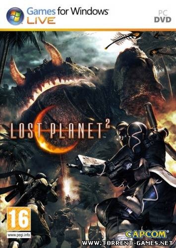 Lost Planet 2 (2010) PC | Repack by MOP030B