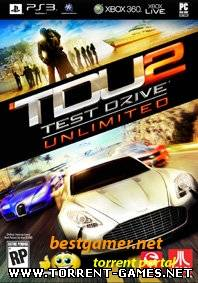 Test Drive Unlimited 2 Beta